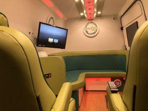 Mobile IV Drip Van
